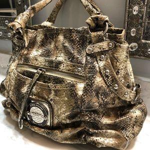 Large Kathy Van Zealand Slouchy Shopper Bag